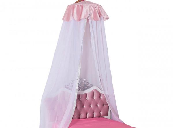 Baldachin rosa Princess Himmelvorhang